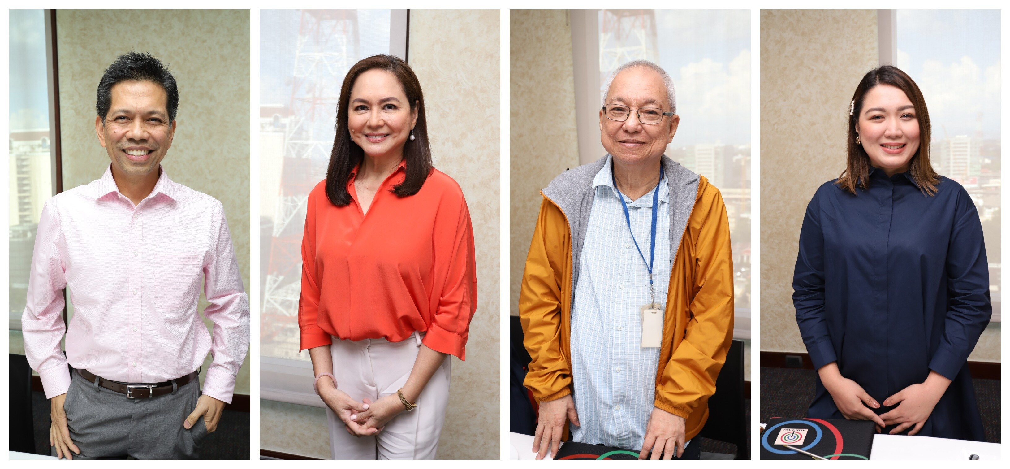 Charo, Ardy, Makiwander, and Ricky share words of wisdom to aspiring authors