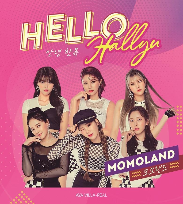 Hello Hallyu _ Momoland