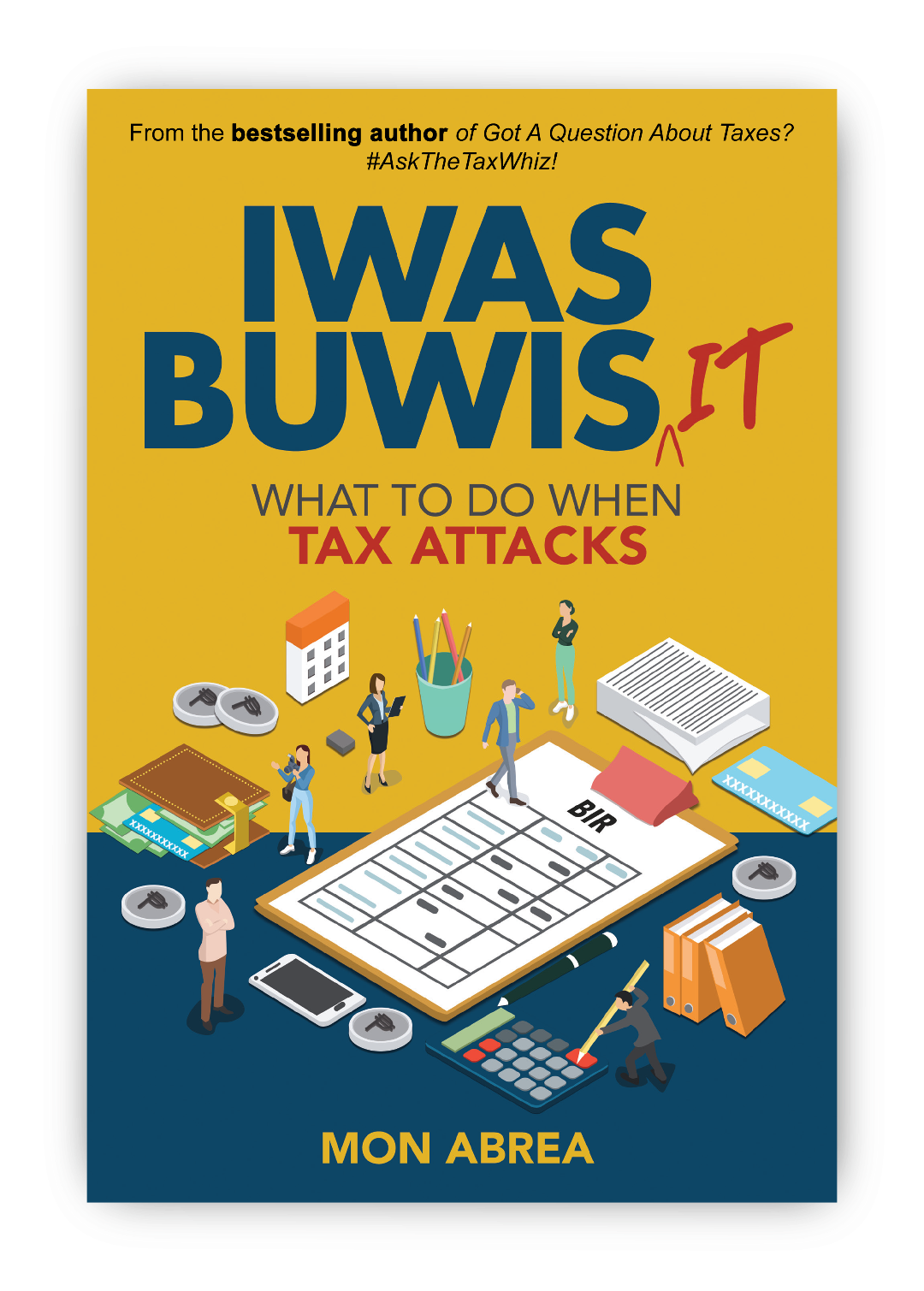 Iwas Buwis It book by Mon Abrea
