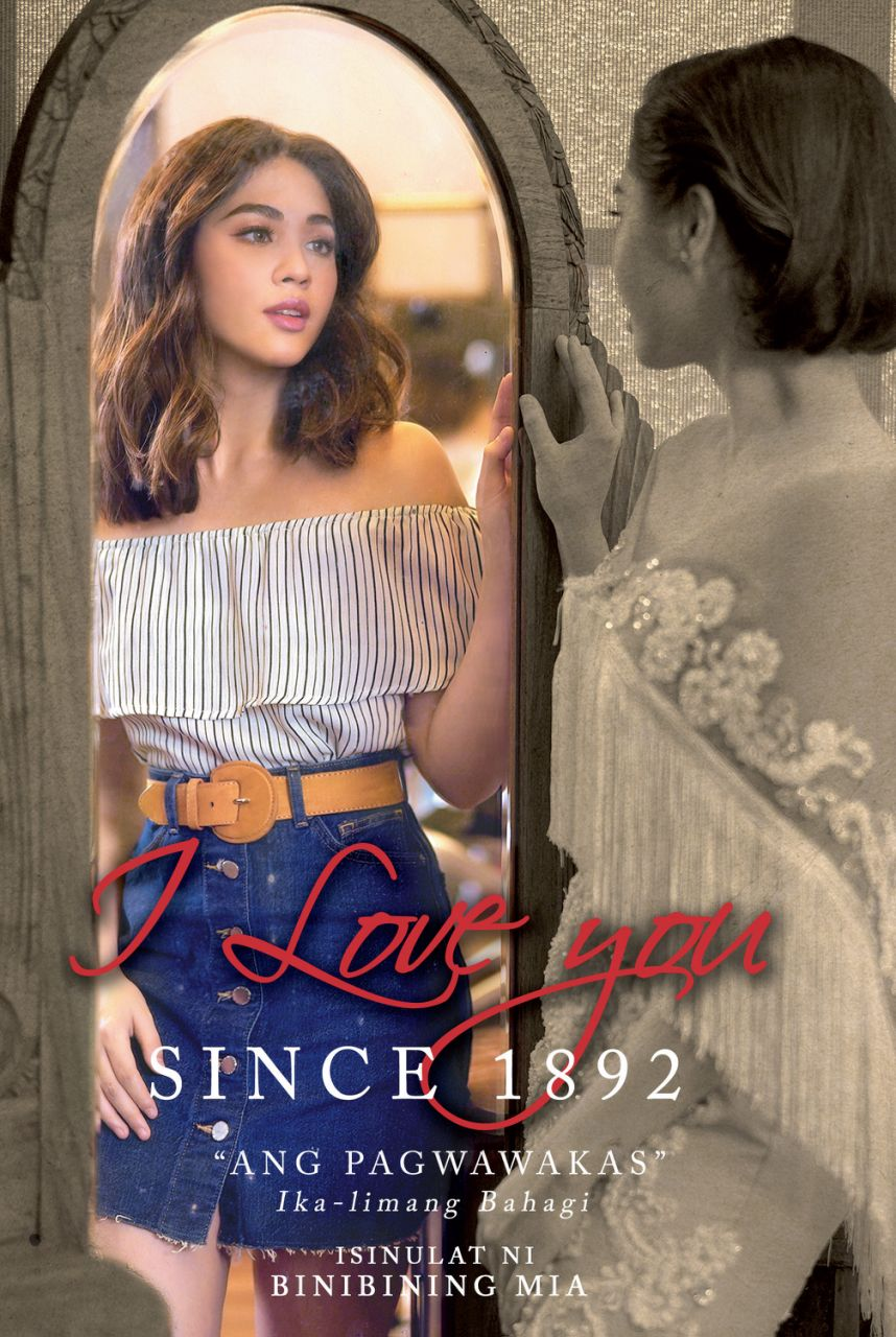 I Love You Since 1892 (Book Five)