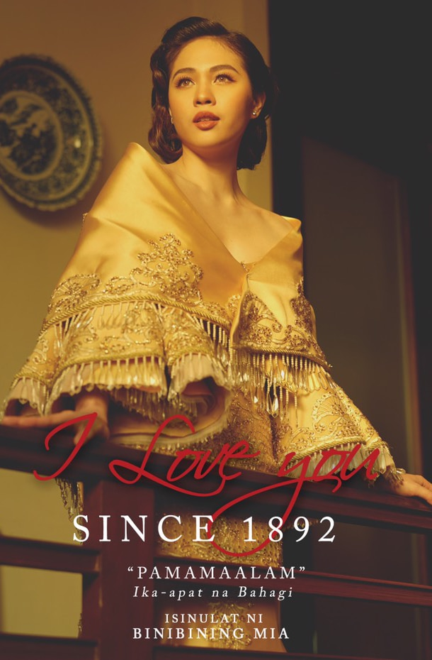 I Love You Since 1892 (Book Four)