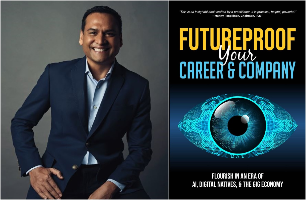 "Maulik Parekh reveals how to thrive in the digital era in debut book ""Futureproof Your Career and Company"""