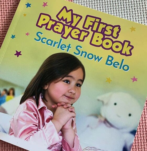 Scarlet Snow's My First Prayer Book (1)