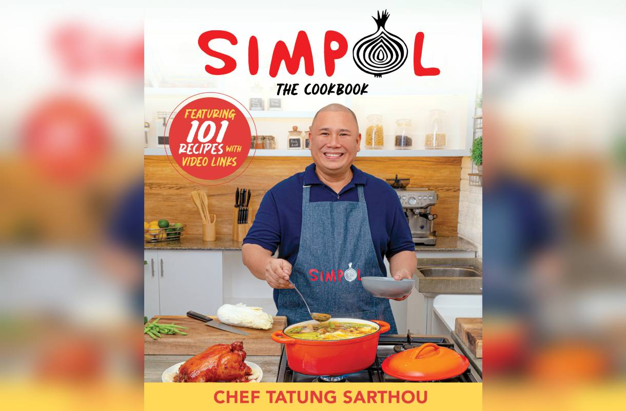 Chef Tatung Sarthou makes cooking easy with