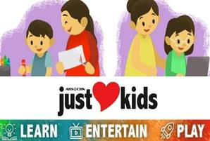 "ABS-CBN rolls out new children's TV block, online portal ""Just Love Kids"""