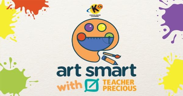 ArtSmart With Teacher Precious on Just Love Kids