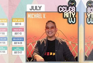 Michael V graces MYX as Celeb VJ this July