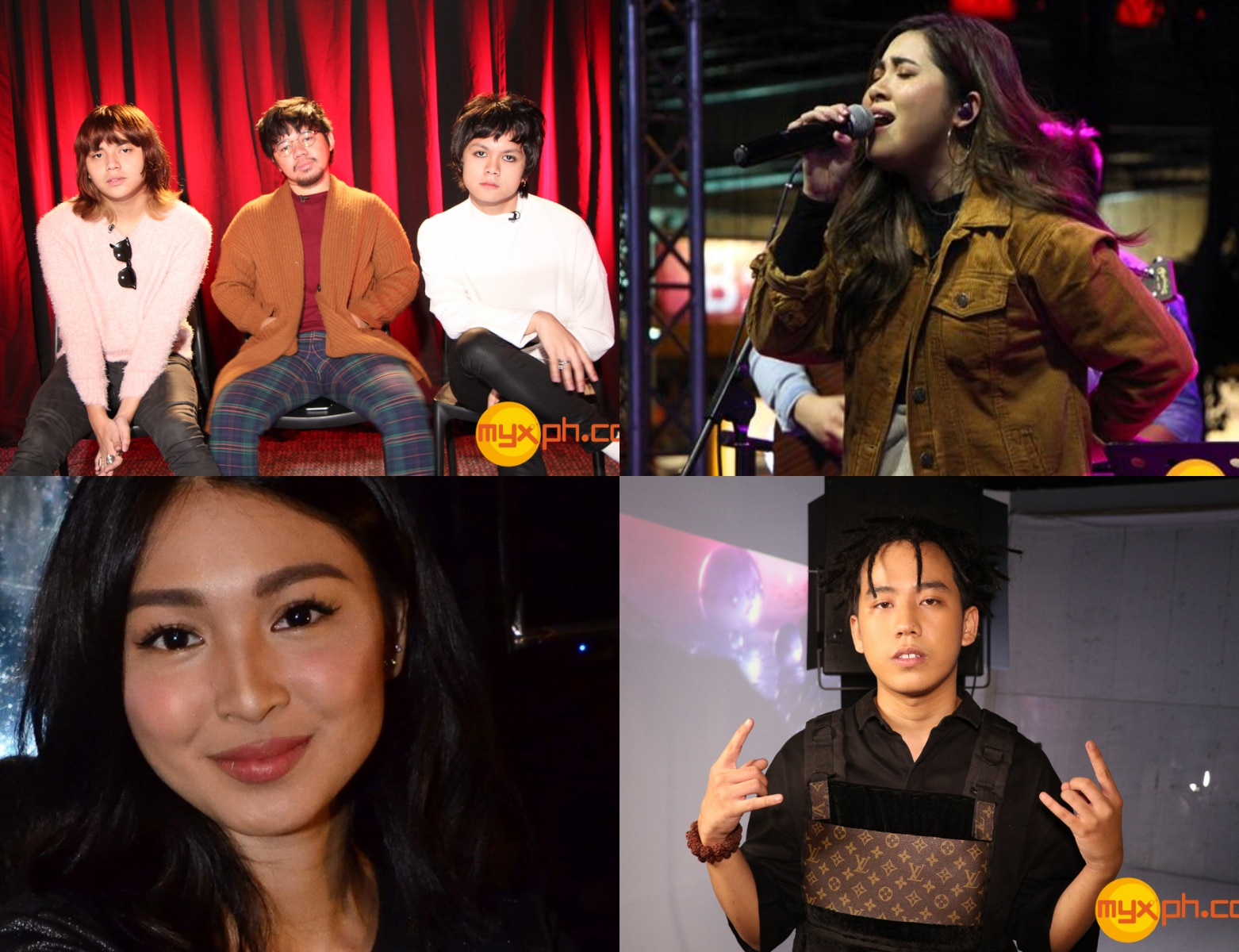 IV of Spades, Moira and Shanti Dope lead this year's MYX Music Awards nominees