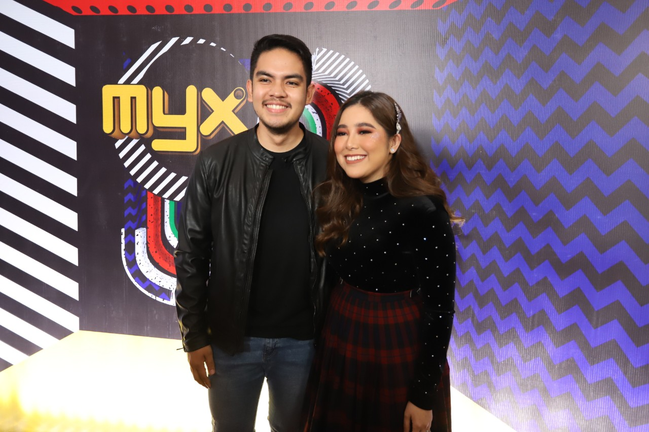 Moira dela Torre and Jason Hernandez