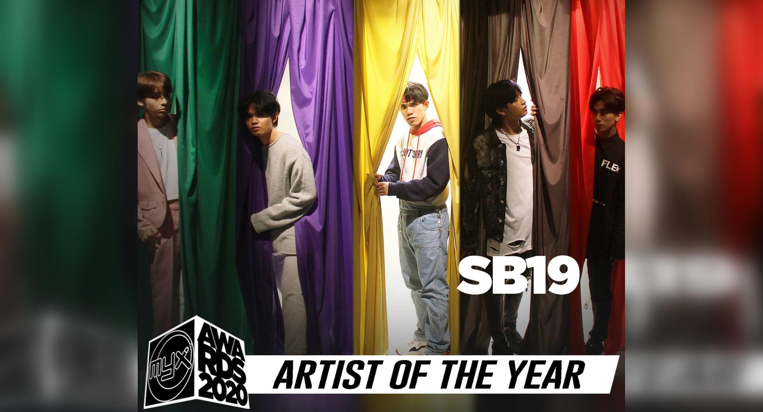 LIST: MYX Awards 2020 winners