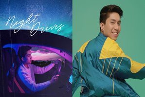 """KVN's debut EP """"Night Drives"""" makes for a perfect playlist on the road"""