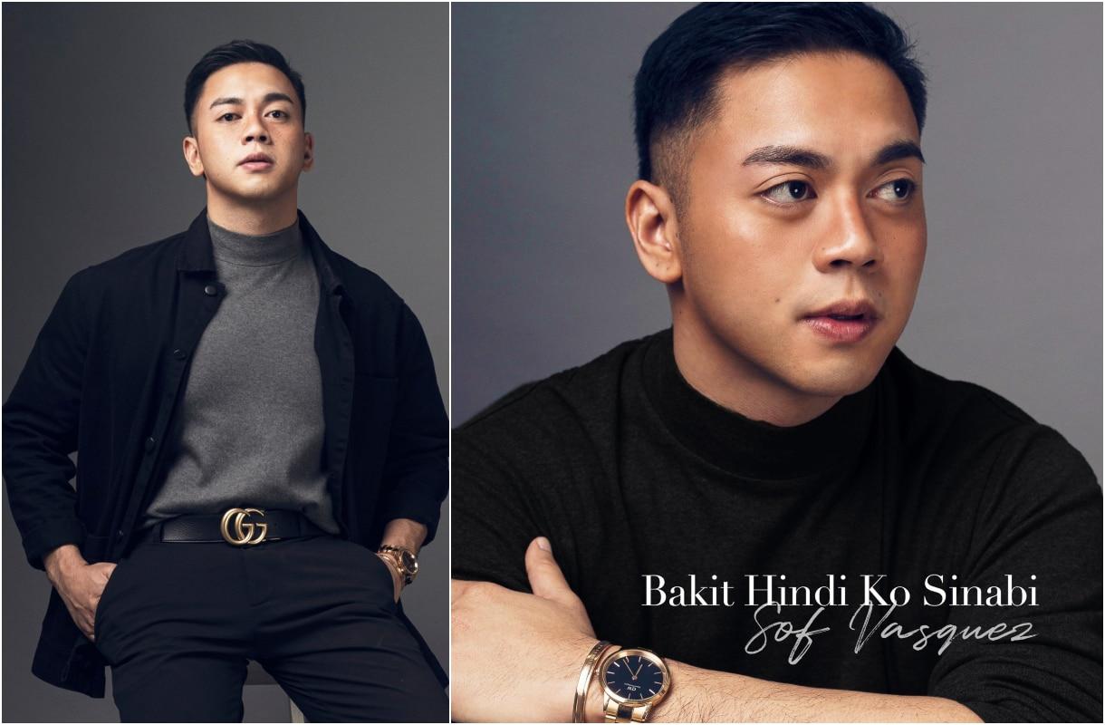 "Sof Vasquez drops debut single ""Bakit Hindi Ko Sinabi"""