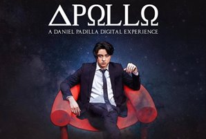 "Daniel's digital concert ""Apollo"" landing on October 11"