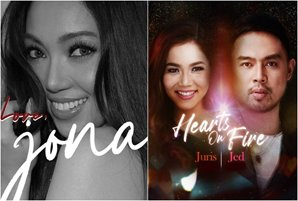 YouTube, ABS-CBN Music to stage free Valentine's concerts featuring Jona, Juris, and Jed