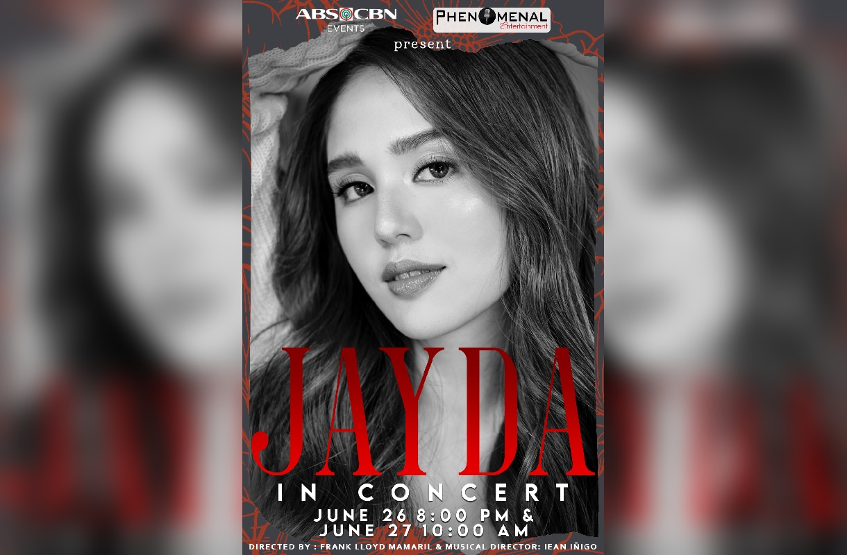 Jayda braces for first major concert in June