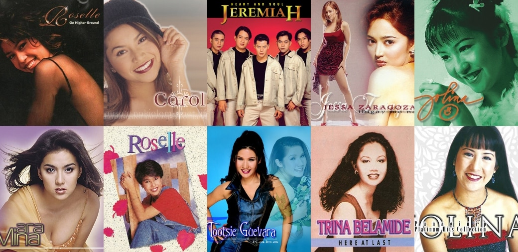 """New """"90's Tunes"""" playlist underscores OPM throwback hits"""