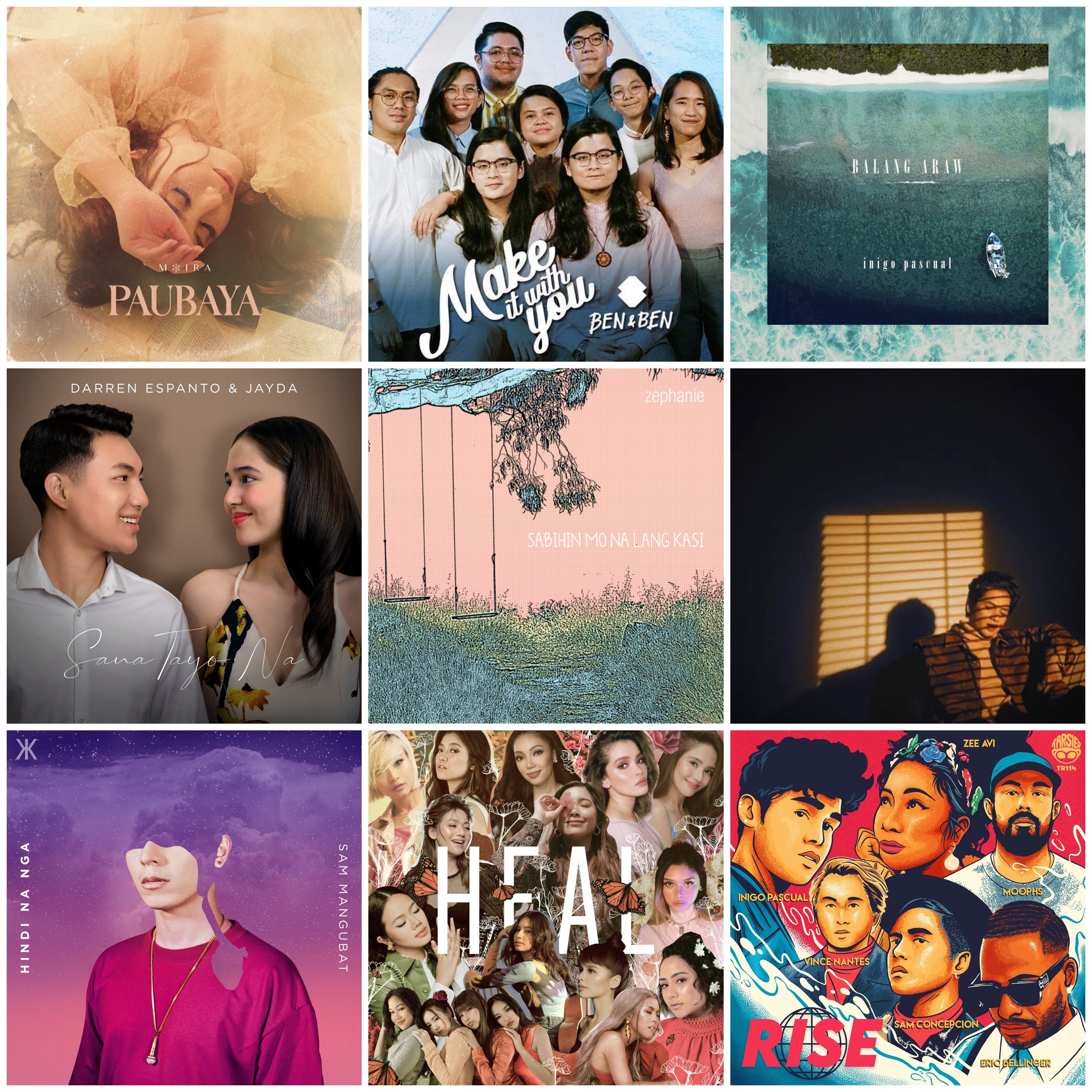 ABS CBN Music listicle