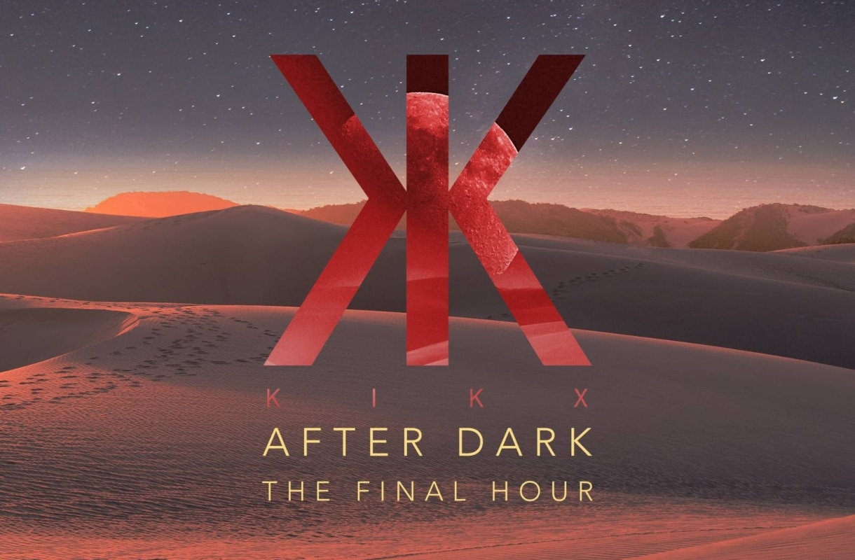 "KIKX marks decade-long music career with ""After Dark 'Final Hour'"" EP"