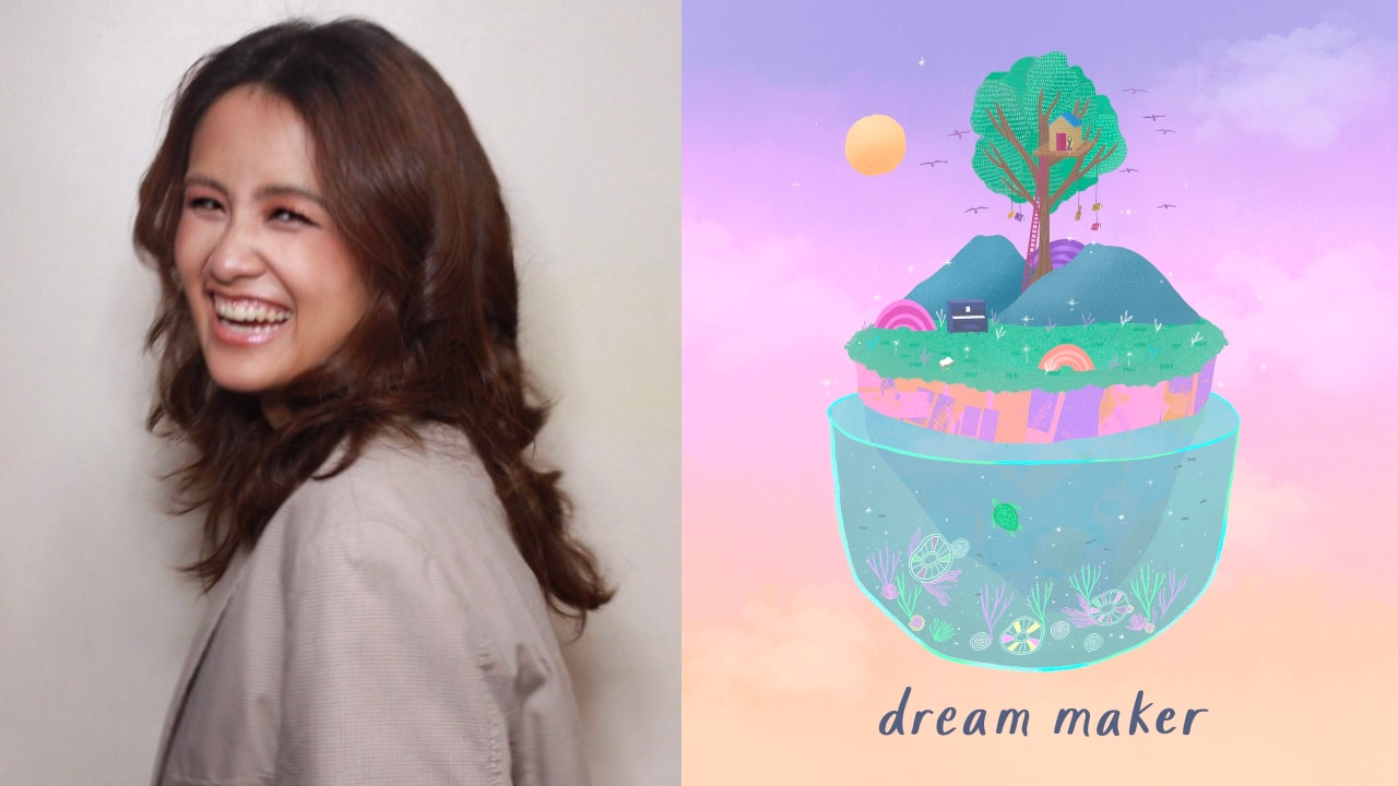 """Lian Kyla embraces her artistry, explores low-fi music in """"Dream Maker"""" EP"""