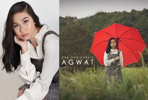 """Cha-cha Cañete sings about a languishing relationship in new single """"Agwat"""""""