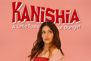 "Newest Star Pop talent Kanishia launches debut single ""A Little Taste of Danger"""