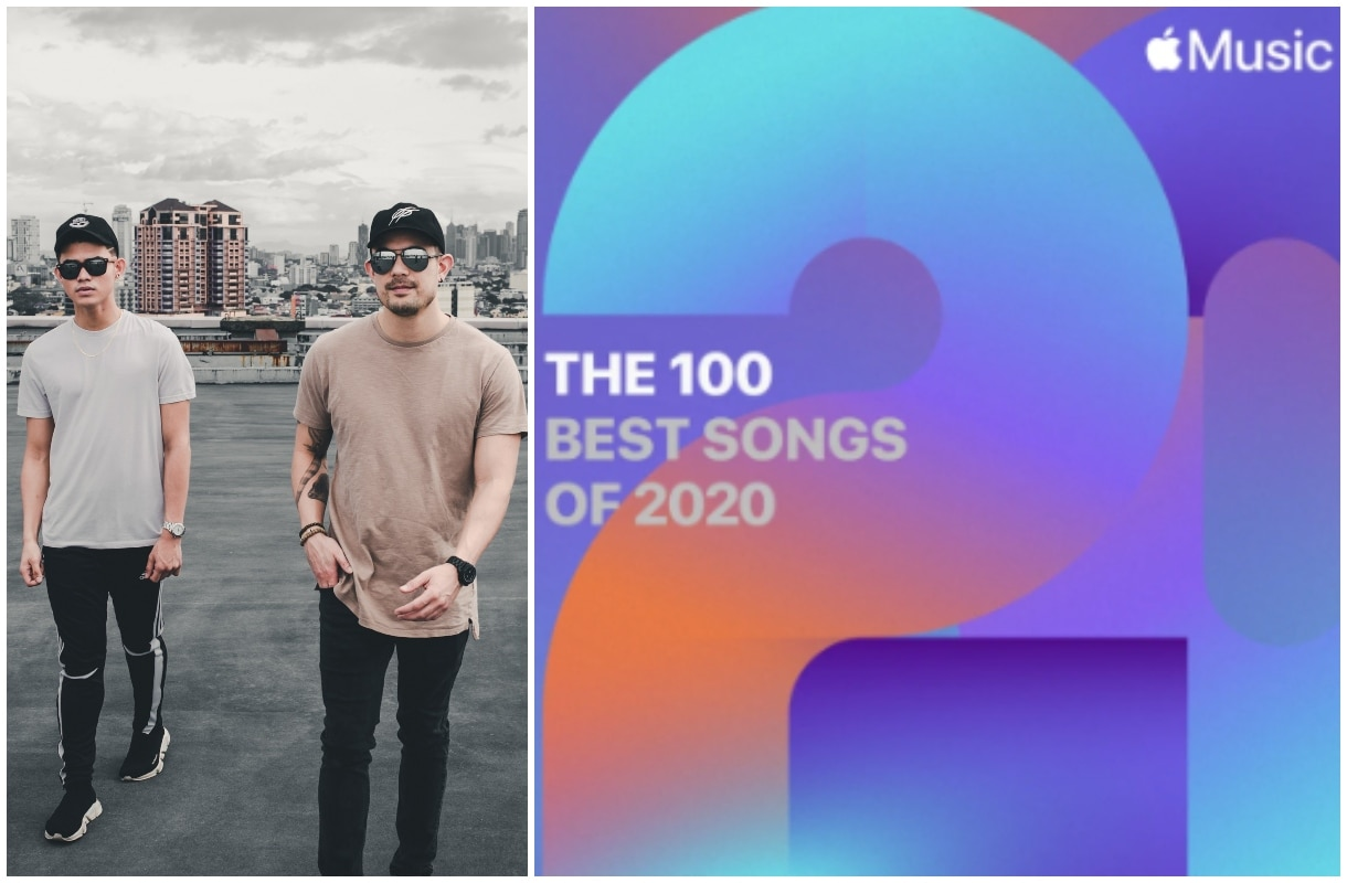 "Inigo and Moophs' ""Always"" make it to Apple Music's ""The 100 Best Songs of 2020"""
