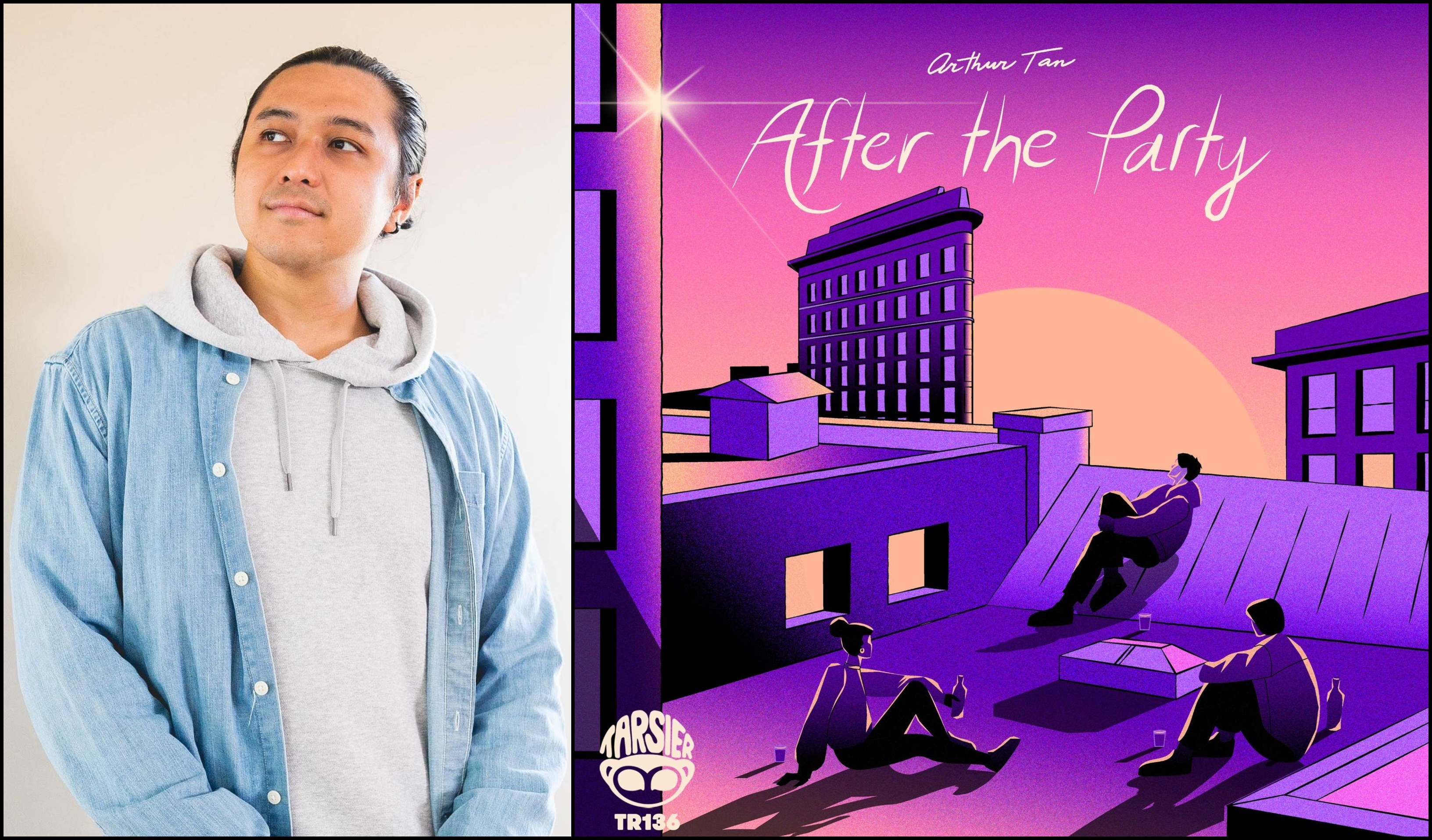 """Arthur Tan releases """"After the Party"""" EP"""