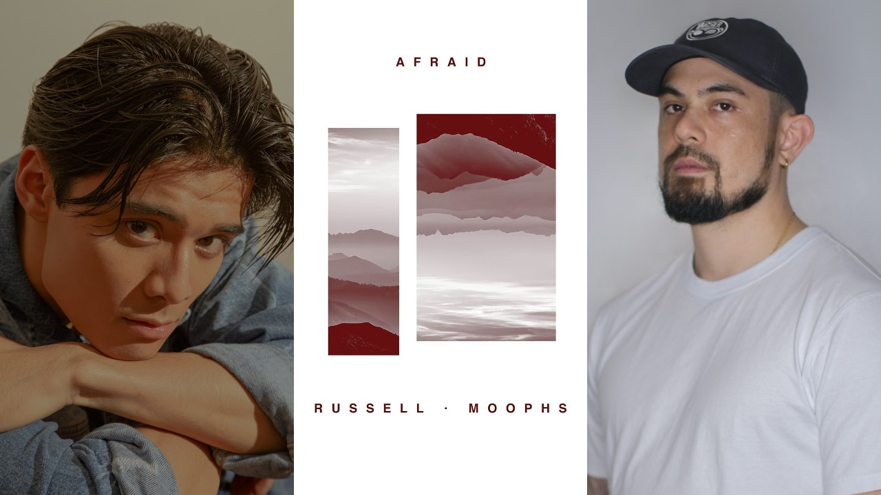 """Russell partners with Moophs for first solo single """"Afraid"""""""