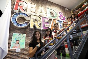 4 fun activities not to miss at KidZania's new Bookstore and Art Studio