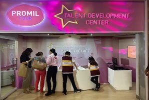 KidZania Manila opens the PROMIL® FOUR Talent Development Center