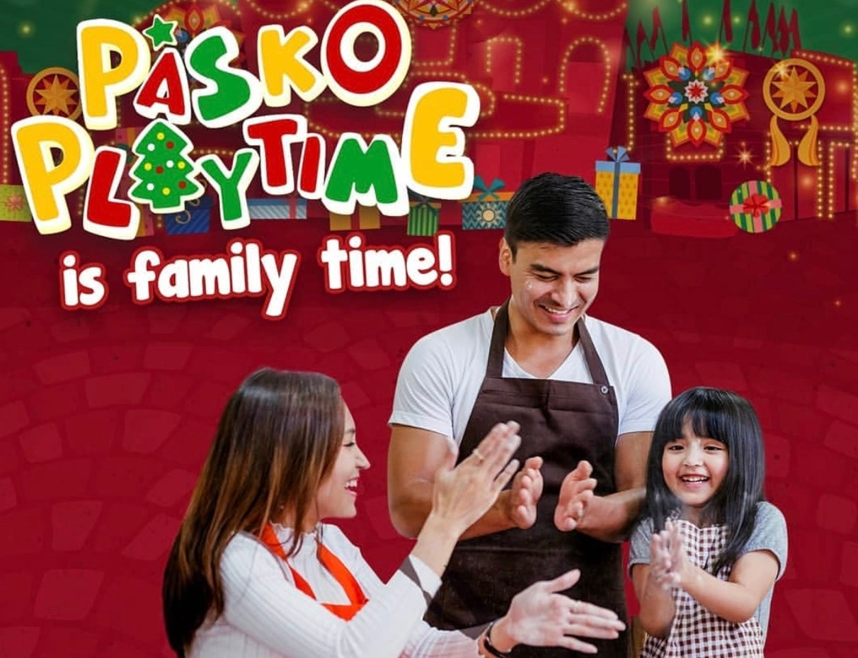 "Parents and kids get to play together in KidZania's ""Pasko Playtime"" this December"