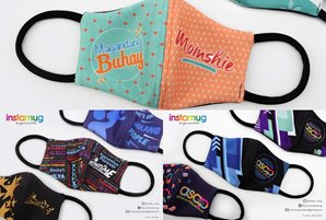 Put your loved ones' safety first with these ABS-CBN face masks