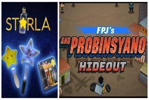Cheer up your homes with these Kapamilya toys and games