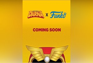 Darna, 1st Filipino superhero to have a Funko Pop collectible