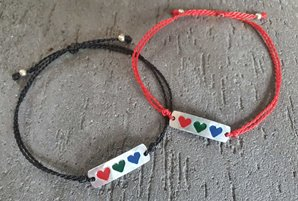 "Wrap your wrist with love using the ""Kapamilya Forever"" bracelet"