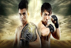 "ONE champ Joshua Pacio fights for ""Eternal Glory"" LIVE on S+A"
