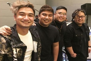 Agsunta embraces feels in its first major concert