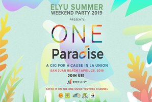 "One Music brings back ""One Paradise"" to La Union"