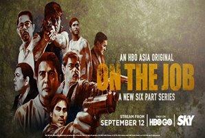 HBO Asia Original crime thriller series 'On the Job' streams on HBO GO via SKY