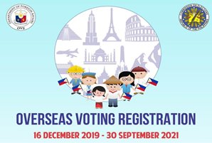 Global Community Announcement: Philippine Overseas Voting Registration Advisory