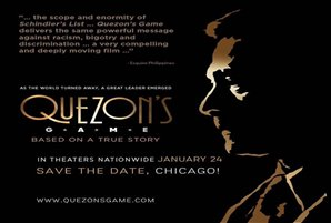 "Community Announcement: Philippine Consulate General of Chicago Promotes Filipino Heritage Night with Chicago Bulls and Film Showing of ""Quezon's Game"