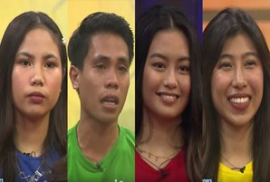 "Lie, Yamyam, Ashley, Kiara, are batch winners of ""PBB Otso"""