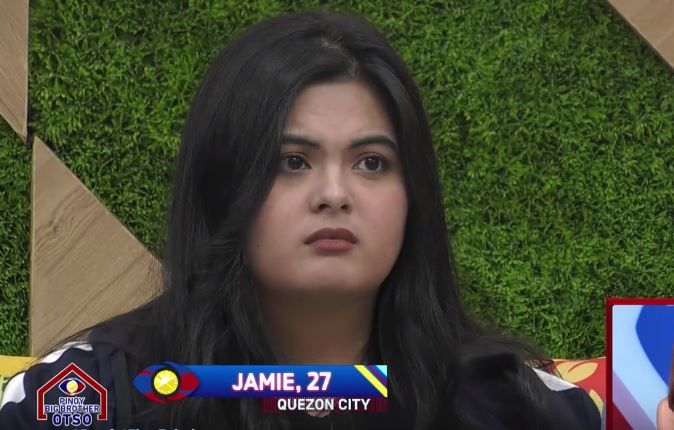 "Jamie is first evictee of ""PBB Otso"" Batch 4"