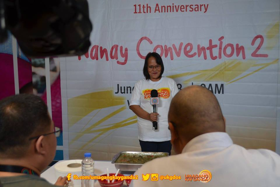 Nanay Convention honors moms for their sacrifices and love
