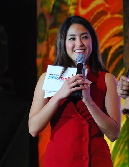 Gretchen Ho hosts day 1 of the Pinoy Media Congress Year 13