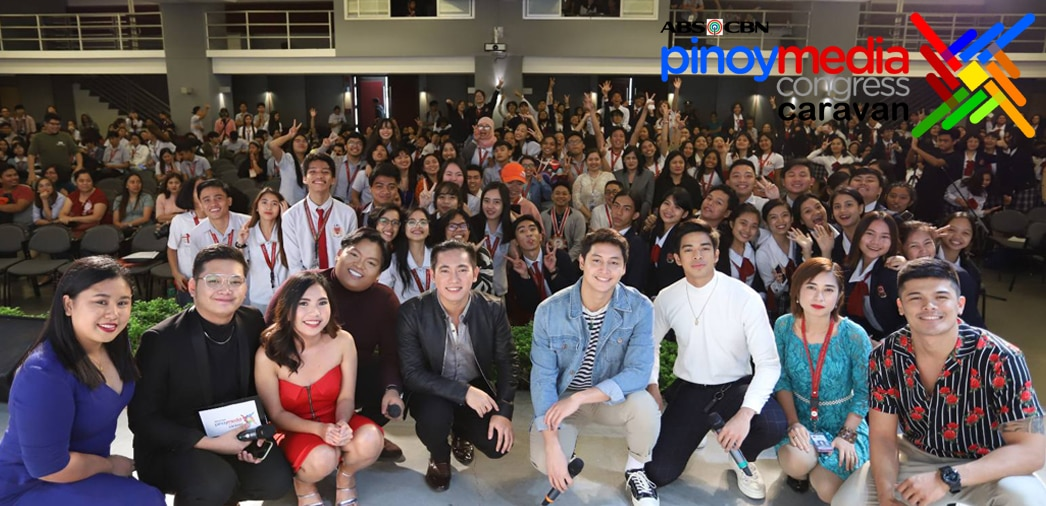 Students get inspiration to pursue dreams in ABS-CBN's Pinoy Media Congress Caravan in Cavite