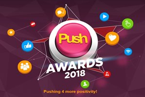 Push Awards pushes for social media positivity in fourth year