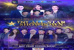 """Tawag ng Tanghalan"" singers invade big dom for ""TNT All-Star Showdown"""