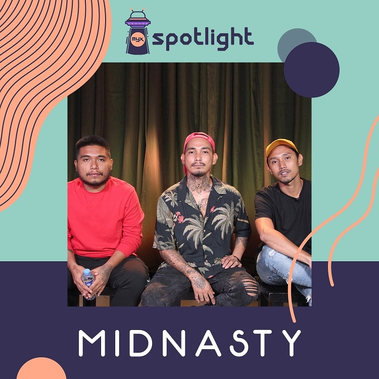 MIDNASTY ON MYX SPOTLIGHT