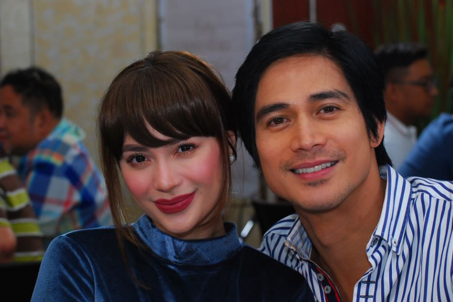 Arci Munoz and Piolo Pascual